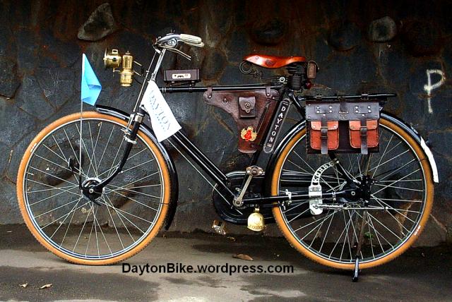 Modifikasi Lampu Sepeda Onthel Mau Tahu N