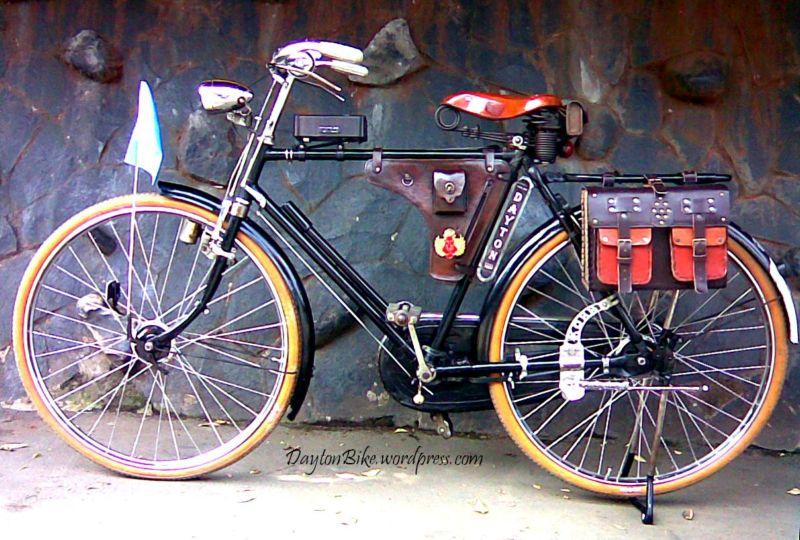 Dayton Bicycle Sepeda Onthel Dayton Sepeda Onthel Dayton Bike Bicycle Sepeda Tua