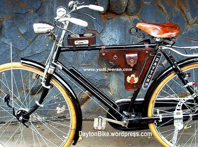 Dayton Bicycle, Sepeda Onthel Dayton