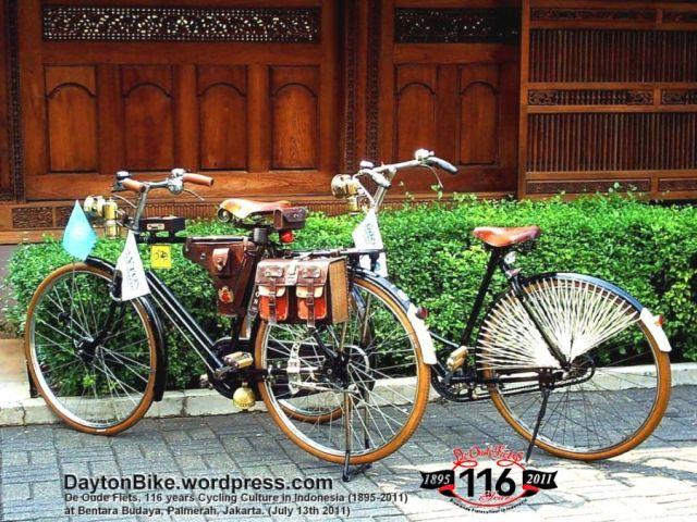 Dayton Bike at Bentara Budaya Jakarta 2011