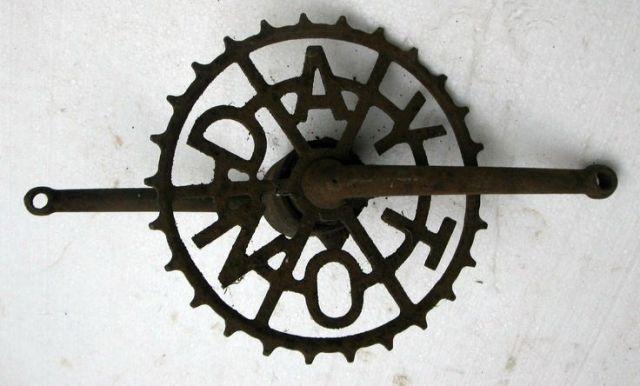 dayton bike crank