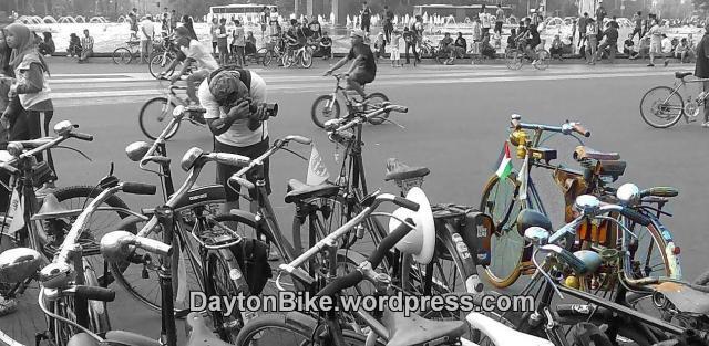 Sepeda Onthel ontel Dayton bicycle bike header