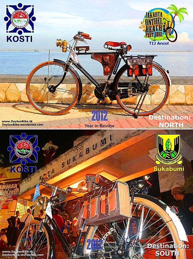 dayton bike ancol dan sukabumi 2012