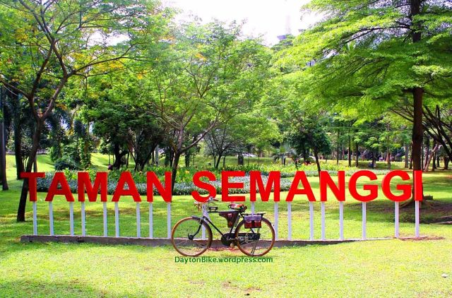 dayton bike 17 november 2013 taman semanggi