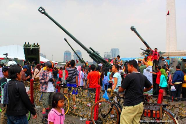 7 Oktober 2012 67th Indonesian Army Anniversary 01