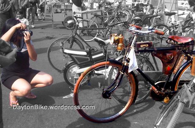 sepeda onthel old bike dayton CFD - 4 Oktober 2015 - 01